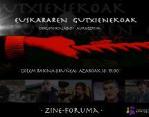 'Euskararen gutxienekoak' dokumentala