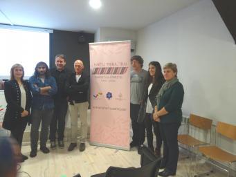 Maite Otero, Emilio Ruiz, Iban Izurza, Josu Reparaz, Iñigo Telleria, Iosune Ortega, Elena Zabaleta