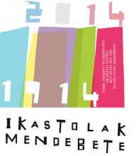 Ikastolen 2014-15 Ikasturtearen Hasiera Ekitaldia